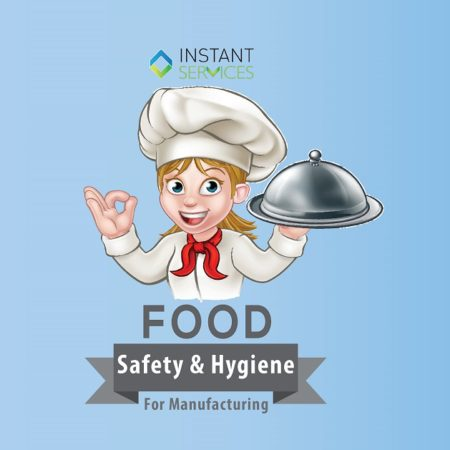 Level 2 Award in Food Safety for Manufacturing (Online)