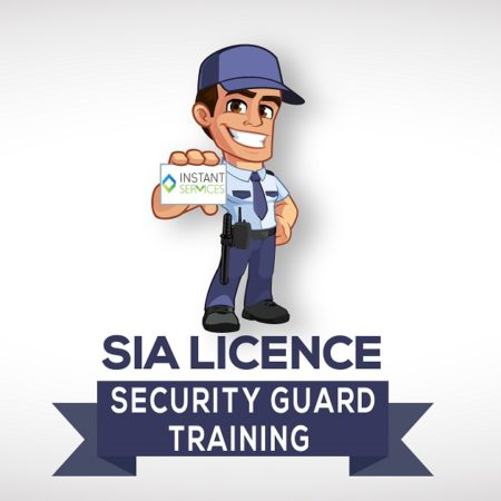 Security Guard Training Course For SIA Licence