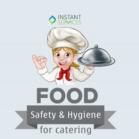 Level 2 Award in Food Safety for Catering (Online)
