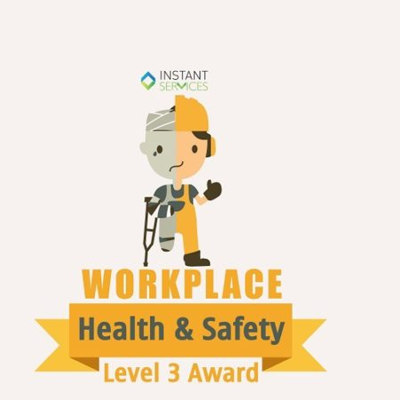 Level 3 Award in Health and Safety within the Workplace (Online)
